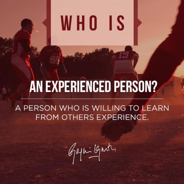 rajani-experience